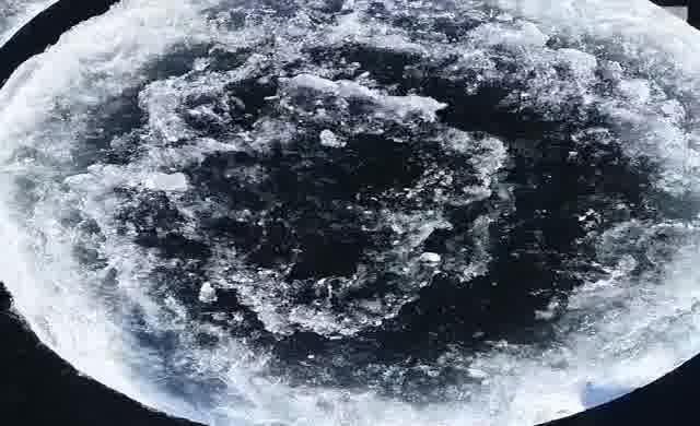 Gördüğünüz şey uzaydan çekilmedi