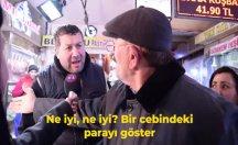 Esnaf AKP'li vatandaşa karşı çıktı: Amca cebinde kaç para var?