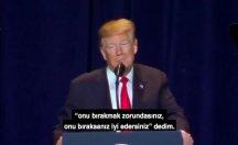 Trump: Brunson'u bırakın dedim, bıraktılar