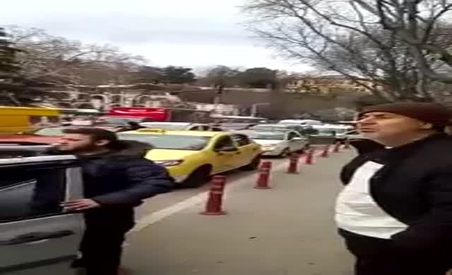 Erdoğan'ın ziyaretinde ambulans krizi