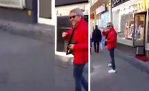 Can Dündar'a Almanya'da sözlü taciz