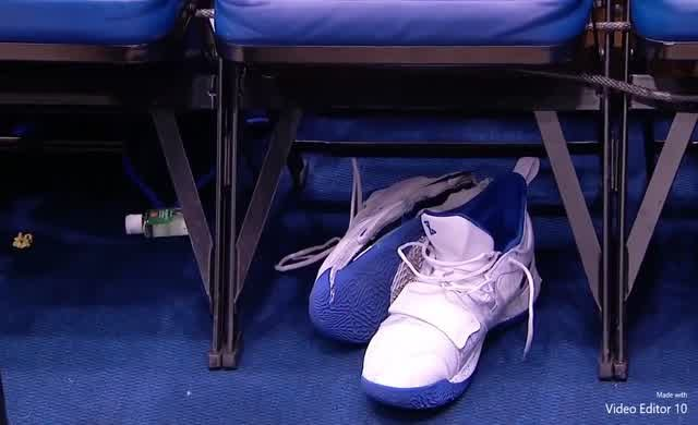 NBA oyuncusu Zion Williamson'un maçta ayakkabısı parçalandı, Nike hisseleri düştü