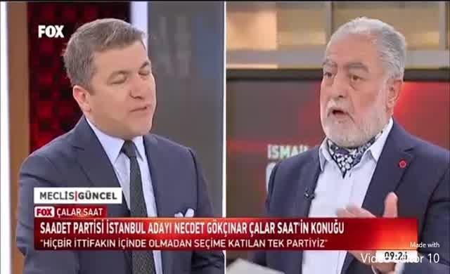 Saadet İstanbul adayı: Camide bize 'vatan haini teröristler' diye saldırıp darp ettiler