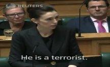 Yeni Zelanda Başbakanı: O bir terörist, bizden hiçbir şey alamayacak
