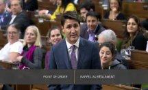 Kanada Başbakanı Meclis'te çikolata yediği için özür diledi