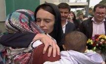 Yeni Zelanda Başbakanı: Sizinleyiz, yasta biz biriz