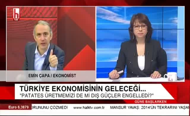 ' Krizin tek sorumlusu Erdoğan'dır '