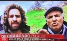 'Kılıçdaroğlu'na saldıranlar bu köyden değil'