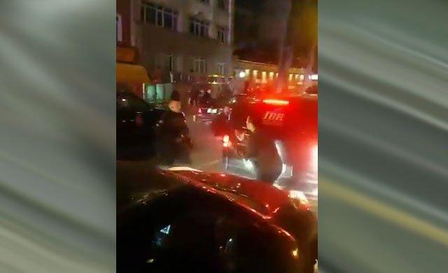 Erdoğan'ın korumalarının saatlerce dövdüğü avukatın gözaltına alınma görüntüsü çıktı