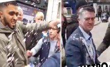 Aşırı sağcı İngiliz siyasetçiye 'Milk Shake' şoku