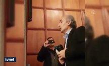 Can Dündar'a vatan haini diye bağıran Sabah'ın İsviçre temsilcisi gözaltına alındı