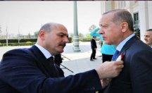 Soylu, Erdoğan'ın peşinden böyle koştu!