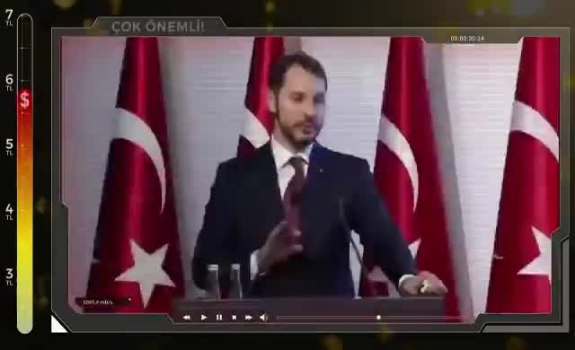 Saadet Partisi'nden Albayrak'lı ekonomi videosu!