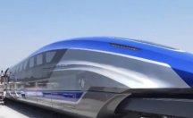 Çin dünyanın en hızlı trenini üretti: İstanbul'dan Ankara'ya 1 saatte gidebilir...