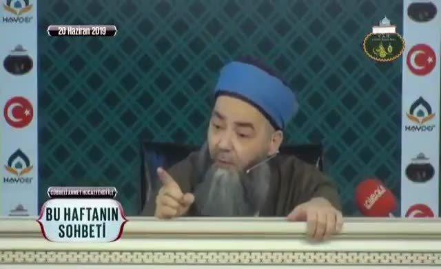 Cübbeli Ahmet'in açıklaması 'fetva' değilmiş