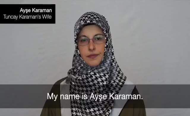 Eğitimci Turgay Karaman'ın eşinden çağrı