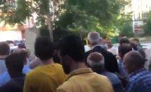 Bingöl'de protesto: Eski bakan Yılmaz ve AKP'li vekiller yuhalandı