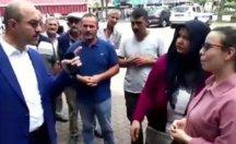 AKP'li başkana AKP'li kadınlardan tepki