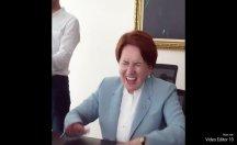 Akşener'den MHP'ye kahkahalı cevap