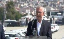 Yenikapı'daki 'israf sergisi'ne dair açıklama