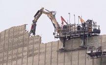 Almanlar Nükleer santralleri tek tek yıkıyor...