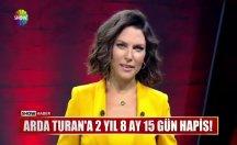 Sunucudan Arda Turan'a gönderme