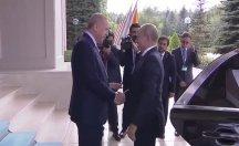 İngilizce bilmeyen Erdoğan Putin'e 'tanıştığımıza memnun oldum' dedi