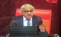 TBMM Başkanvekili Sancar, hakaret eden Destici'yi Meclis'ten attı