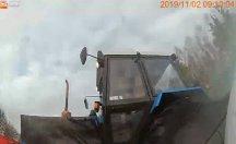 Nereden çıktı bu traktör
