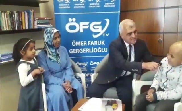 Ahmet Burhan: Ben babamı istiyorum