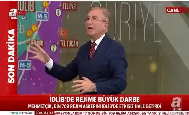 Erdoğan'ın danışmanı: Rusya'yla savaşırız, çok canlarını yakarız