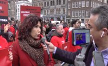 Hollanda Milletvekili Türkiye'deki kadınlarla ilgili konuştu