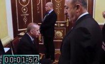 Rusya'dan Erdoğan'a zaman ayarlı mesaj