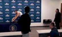 Koronavirüsle dokunarak dalga geçen NBA oyuncusu hastalığa yakalandı