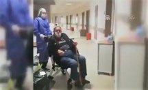 84 yaşındaki Veli Dede iyileşti