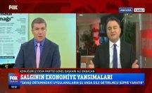 Babacan'dan infaz yasasına eleştiri