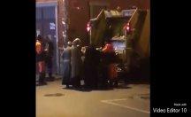İstanbul Fatih'te yürek burkan görüntü