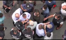 Polis Gergerlioğlu'nu darp etti