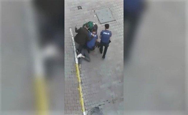 Yine polis şiddeti!