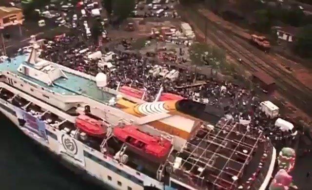 Saadet Partisi'nden Mavi Marmara videosu
