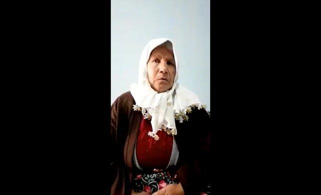 Gazeteci Öztaş'ın annesi hasretini anlattı