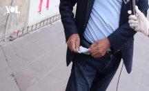 Muhabir sordu... Berat Albayrak'ı taklit ederek cevapladı!