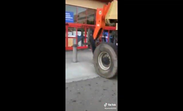Yağmacılar işi abarttı
