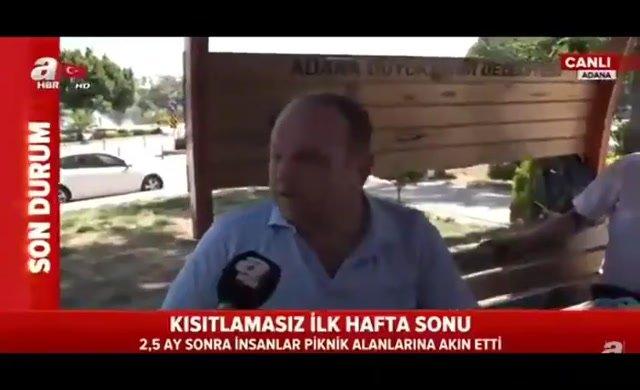 Havuzcular canlı yayında halk röportajına çıkarsa: Millet bunaldı artık!