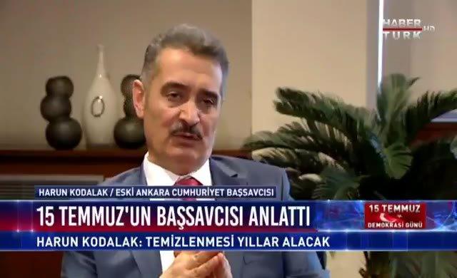 Dönemin Ankara Başsavcısından 15 Temmuz itirafı