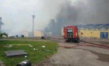 Sakarya Hendek'te havai fişek tesisinde patlama