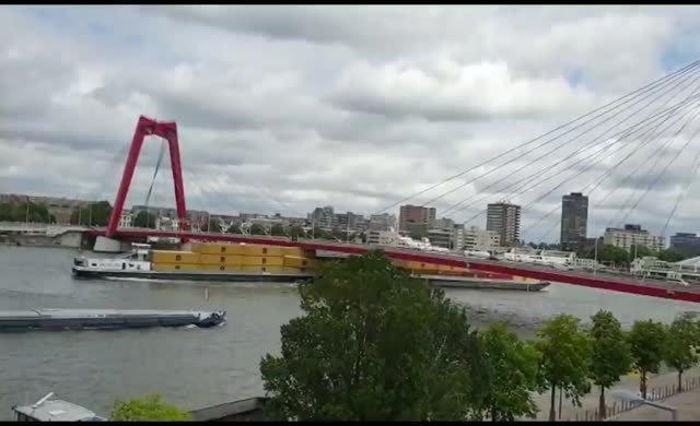 Yanlış hesap köprüyü yıktı