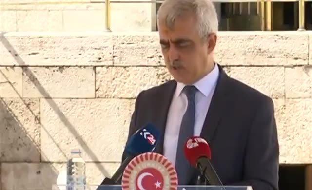 Gergerlioğlu: Seyit Ahmet Aydın, çevresine moral veriyor diye 27 aydır hücrede tutuluyor
