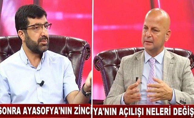 Yandaş Akit TV'de ilginç sözler!