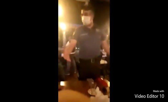 Hatay Baro Başkanı polise soru sordu, ailesinin yanında gözaltına alındı